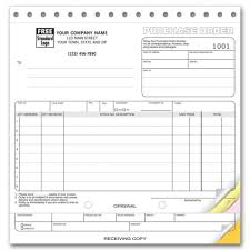 purchase order form example word project plan template form