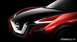 nissan crossover nissan crossover concept silhouette photo released are this is