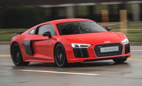 audi a8 v10 plus 2016 audi r8 v10 plus spec test review car and driver
