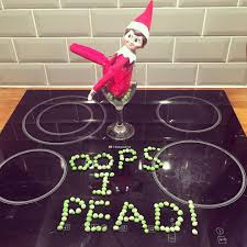 elf on the shelf ideas popsugar moms