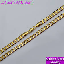 girl gold chain necklace images Anniyo chains for women wholesale gold color necklace for mens jpg
