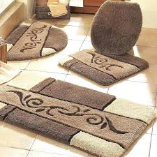 Cheap Bathroom Rugs Bath Rug Sets Designdrip Co