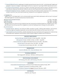 Sample Controller Resume by Financial Controller Resume Example