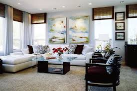 White Sofa Design Ideas Superb Living Room Interior Design Ideas With Dining Table White