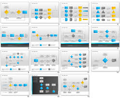 10 best images of flow chart ppt template powerpoint process