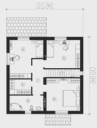 creative modern bungalow floor plans designs and colors modern
