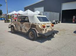 vw kubelwagen for sale 1973 volkswagen thing for sale at vicari auctions nocona tx 2016