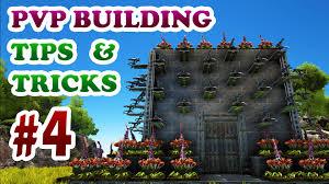 ark advanced pvp building design tips u0026tricks ep4 auto turrets