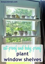 window table for plants diy window plant shelf plants shelves and for plans 1
