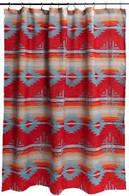 Burnt Orange Curtains Sale Curtains Burnt Orange Shower Curtain Cascade Ruffled Voile U026