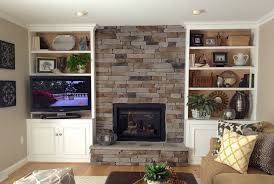 Decorative Fireplace by Best Fireplace Shelves Ideas U2014 The Homy Design