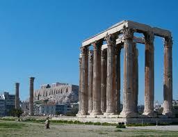 greek temple floor plan list of ancient greek temples wikipedia