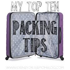 Top 10 Must Pack Cruise by My Top 10 Disney Cruise Packing Tips Disney Cruise