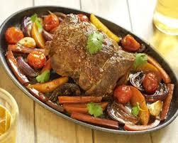 cuisine roti de veau recette rôti de veau aux légumes
