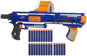 black friday nerf guns amazon com nerf n strike elite rampage blaster toys u0026 games