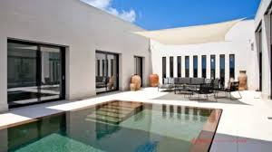 modern homes interior stunning courtyard designs for homes photos decoration design
