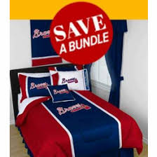 Baseball Comforter Full Buy Today Atlanta Braves Bedding Bedding Sets Comforter Sheet