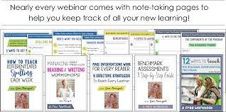 Seminar And Webinar Schedule Webinars
