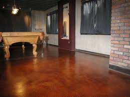 basement floor treatments designs and colors modern modern in