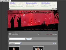 john cena fan club john cena fan club join now youtube