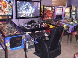 Video Game Desk by Video Game Room Furniture Ideas Techethe Com