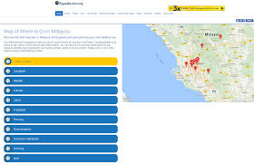 Go To My Maps Expedia U0027s Interactive Map Of Where To Go In Malaysia