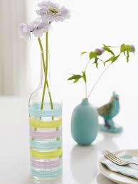 Flower Vase Crafts 40 Diy Ideas On How To Transform Empty Wine Bottles Into Useful Items
