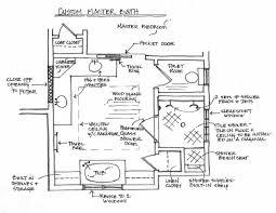 master bathroom floor plans no tub wpxsinfo