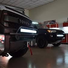Tundra Led Lights Must See Led Light Bar For The Front Bumper U002714 U002716 Toyota