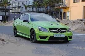 mercedes c63 amg 2007 mercedes c63 amg coupe legacy edition spotted