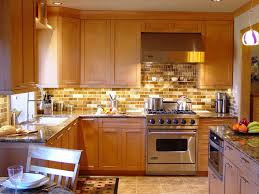 Backsplash Ideas For Kitchens Inexpensive Kitchen Stove Backsplash Ideas Pictures U0026 Tips From Hgtv Hgtv