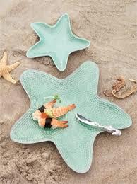 starfish platter aqua starfish platter mariposa