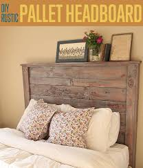 How To Make Headboard 27 Diy Pallet Headboard Ideas Guide Patterns