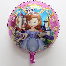 Sofia Decorations Popular Sofia Decorations Ballons Buy Cheap Sofia Decorations