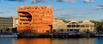 siege sociaux lyon la presse parle du cube orange jean christophe larose groupe