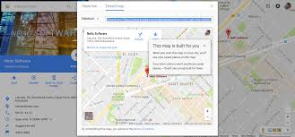 G00gle Map Embed Beautiful Google Maps In Wordpress With And Without Plugins