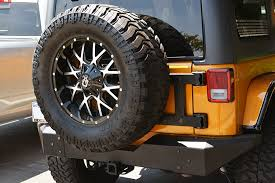 Rugged Ridge Tire Carrier Metalcloak Sportgate Tire Carrier Jk Wrangler A Body Mounted
