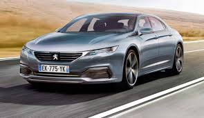 peugeot 508 interior 2017 2018 peugeot 508 review design features engine debut photos
