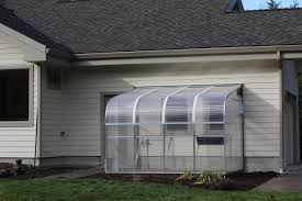 sunglo u0027s lean to diy greenhouse kits the greenhouse gardener