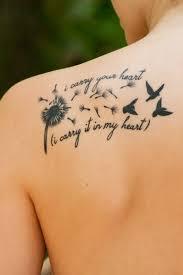 hd butterfly bird tattoos design idea
