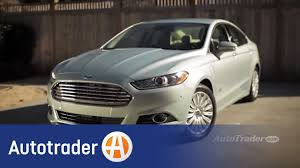 Fusion Energi Reviews 2014 Ford Fusion Energi Real World Review Autotrader Youtube