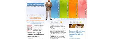 Guaranteed Resume Writing Services Resumewritingservice Reviews