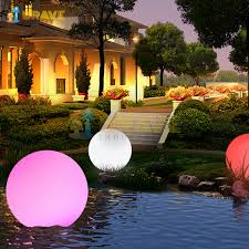 multi color outdoor hanging led light balls multi color outdoor
