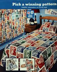 Sear Bedding Sets Football Friday Vintage Nfl Products From The Sears Catalog