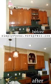above cabinet depth standard depth fridge cramped kitchen base