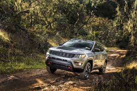 2017 jeep compass 2017 jeep compass trailhawk first drive compass finally finds