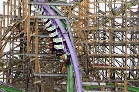 Six Flags Hours Vallejo Ca The Joker U0027 At Six Flags Discovery Kingdom Napavalleyregister Com
