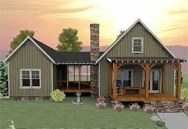 small cottage plans with porches bold ideas 2 small house plans screened porch with mesmerizing 14