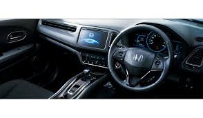 Honda Vezel Interior Pics Honda Vezel 1 5 X Wsyc