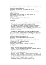 Testing Tools Resume Resume